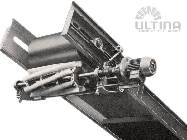 Conveyor Belts - Cleaning Mechanisms Figure 1