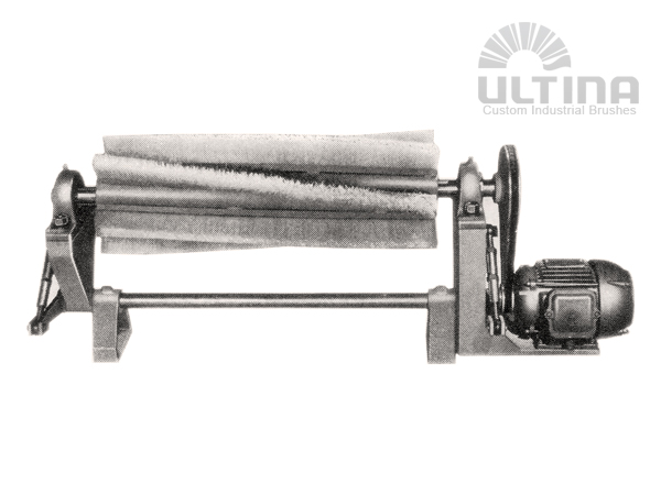 Conveyor Belts - Cleaning Mechanisms Figure 2